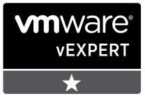 vExpert 1 star